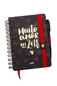 Agenda 2018 (Muito Amor)