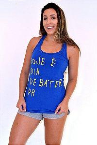 Regata Casal Wod - BATER PR - Azul