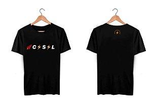 BabyLook T-Shirt CSL PRIME ( Tecido Premium ) MENGÃO