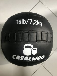 WALL BALL 16 LBS - CASAL WOD