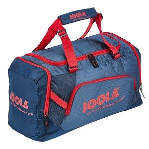 Mala Média Tourex Bag 16 - Marinho com vermelho
