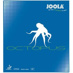Borracha JOOLA Octopus (pino longo)