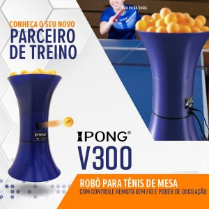 Robô iPong V300