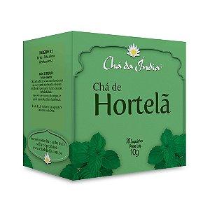 Chá de Hortelã - Chá da Índia – 10 Sachês
