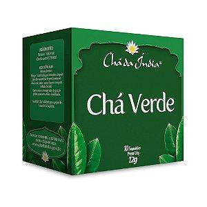 Chá Verde - Chá da Índia – 10 Sachês