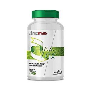 Alive Lax - Psyllium, Laranja, Ameixa e Tamarindu em cápsulas - 100 caps - 60g - ClinicMais