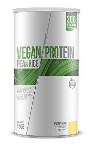 Vegan Protein Pea & Rice sabor Baunilha - CháMais - 450g