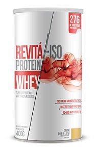 Whey Revita Iso Protein sabor Doce de Leite - CháMais - 400g