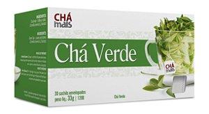 Chá Verde - CháMais - 30 Sachês