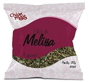 Chá de Melissa - CháMais - A granel