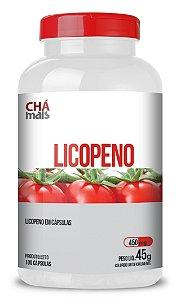 Licopeno em cápsulas - CháMais - 100 caps