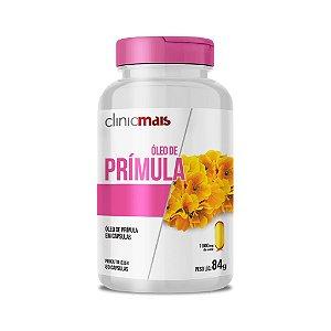 Óleo de Primula em cápsulas - 60 caps - 84g - ClinicMais