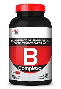 Complexo B em cápsulas - CháMais - 60 caps
