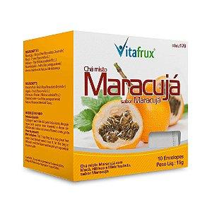Chá Misto de Maracujá - Vitafrux - 10 Sachês