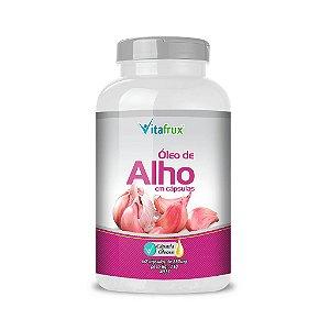Óleo de Alho em cápsulas - Vitafrux - 60 caps