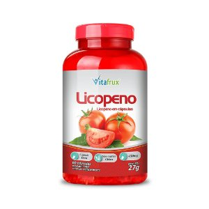 Licopeno em cápsulas - Vitafrux - 60 caps