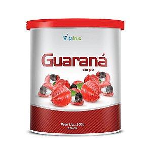 Guaraná em Pó - Vitafrux - Pote - 100g