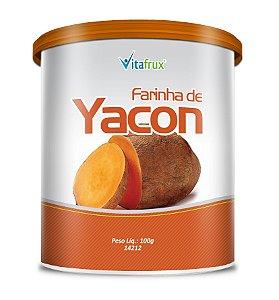 Farinha de Yacon - Vitafrux - Pote - 100g
