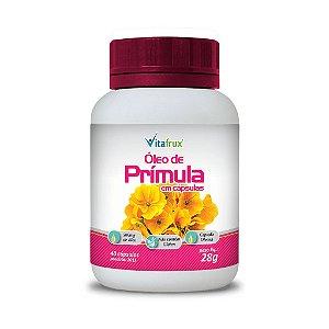 Óleo de Prímula em cápsulas - Vitafrux - 30 caps