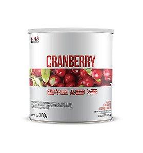 Cranberry sabor Frutas Vermelhas Solúvel - ClinicMais - 200g