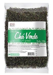 Chá Verde - CháMais - A granel - Pacote 100g