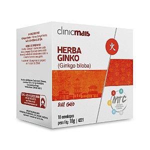 MTC Herba Ginko - Ginkgo biloba - Bai Guo - ClinicMais