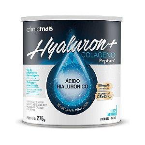 Hyaluron+ Colágeno com Ácido Hialurônico - ClinicMais - 275g