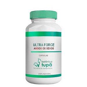 ULTRA FORCE - mais energia para o seu dia a dia - com TAURINA E Complexo B