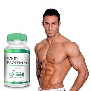 Whey Protein - 500g - Aumento de massa muscular