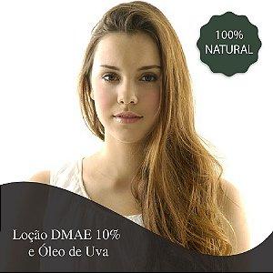 DMAE 10% e Óleo de Uva 250 ml - Loção Corporal Firmadora