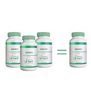 Koubo - Auxiliar com a Redução do Apetite - Compre 3 e leve 4 frascos