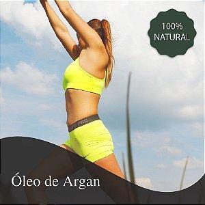 Óleo de Argan - 5 ml - Suaviza, hidrata e acrescenta brilho aos Cabelos