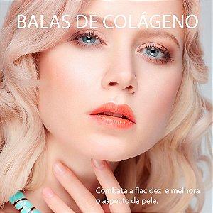 Balas de Colágeno 1000 mg + Nutragel - Ajuda nos regimes de emagrecimento