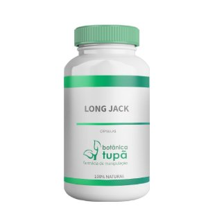 Long Jack 200 mg - Ajuda no combate a impotência e fadiga sexual