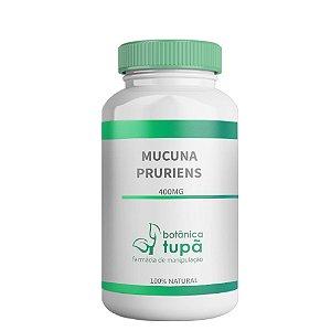 Mucuna Pruriens - 400 mg - Impotência, Disfunção, Afrodisíaco
