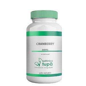 Cranberry - 300 mg - Ajuda contra infecção e incontinência urinária