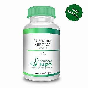Pueraria Mirifica 500 mg - Aumento do Busto