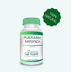 Pueraria Mirifica 250 mg - Aumento do Busto
