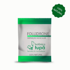 Follidrone - Auxilia na definição muscular