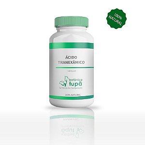 Ácido Tranexâmico 500 mg - Ajuda no clareamento das manchas