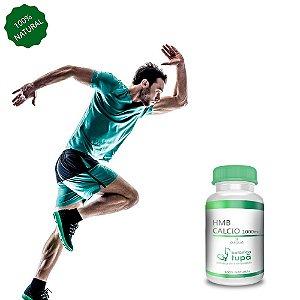HMB Calcio 1000 mg - Melhora do desempenho físico e redução de gordura