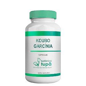 Koubo com Garcinia - Compulsão por Doces