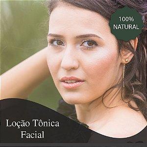 Loção Tônica Facial 120 ml - Limpeza de pele profunda