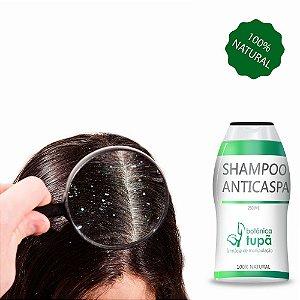 Shampoo Anticaspa com Piritionato de Zinco e Raspa de Juá 250 ml