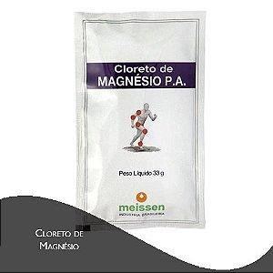 Cloreto de Magnésio P.A. - 1 Sachê