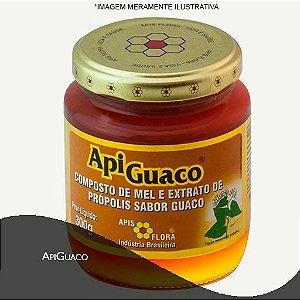 APIGUACO® - Mel com Própolis e Sabor Guaco 300g