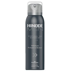 H-MEN Espuma para Barba - 150ML/145G - Hinode