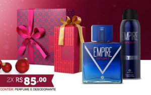 Kit Empire - Hinode - Perfume e Desodorante