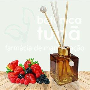 Difusor de Ambiente Com Aroma Frutas Vermelhas