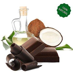 Bombons que Auxiliam sua Dieta Chocolate com Óleo de Coco